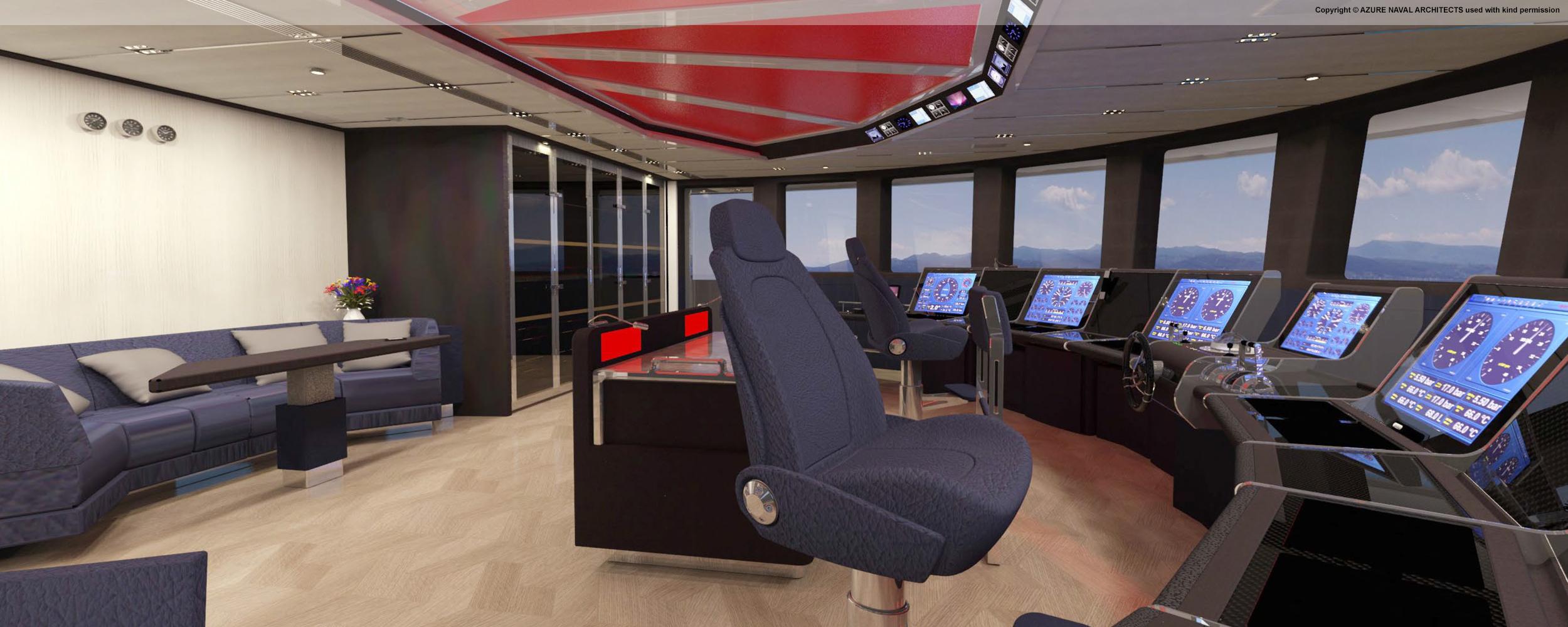 andrew trujillo design yacht aircraft home design pilothouse design