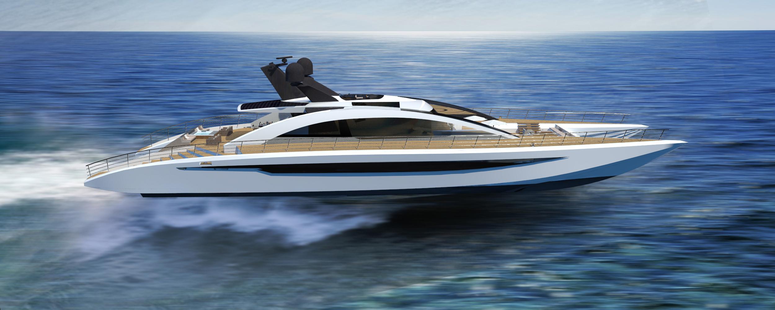 Andrew trujillo design yacht aircraft home design for Yacht dekoration
