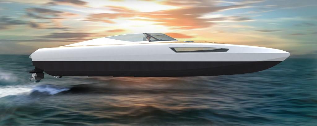 40 foot fast catamaran